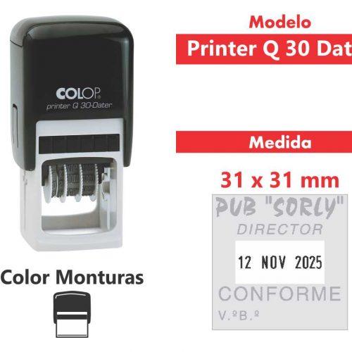 sello-automatico-printer-q-30-dater