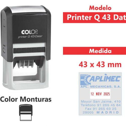 sello-automatico-printer-q-43-dater