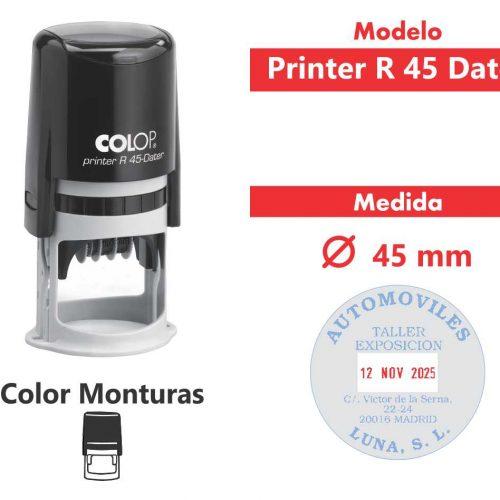 sello-automatico-printer-r-45-dater