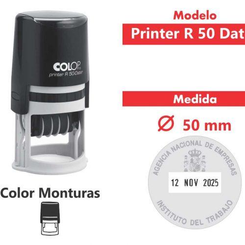 sello-automático-printer-r-50-dater