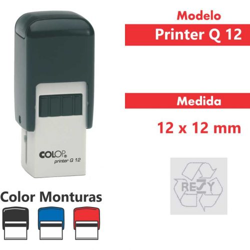 sellos-automatico-printer-q-12