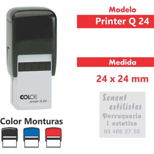 sellos-automatico-printer-q-24