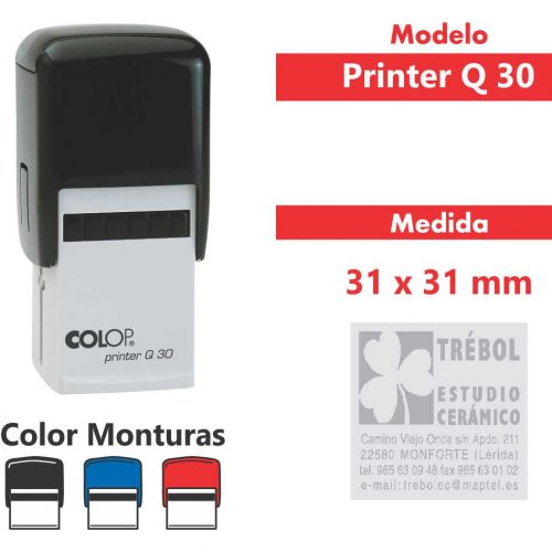 sellos-automatico-printer-q-30