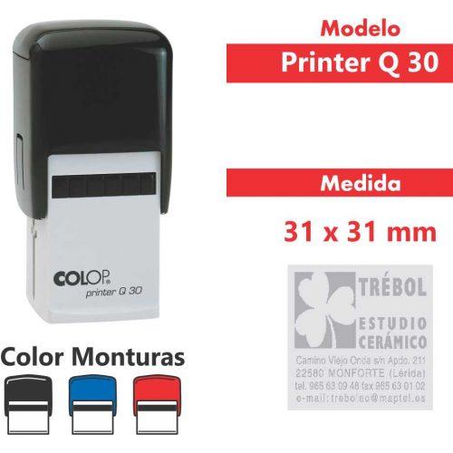 sellos-automatico-printer-q-30