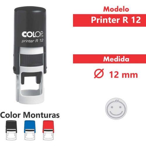 sellos-automatico-printer-r-12
