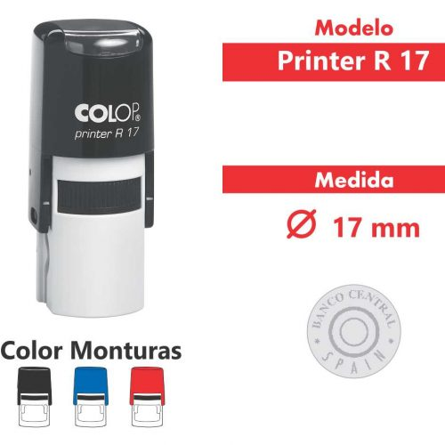 sellos-automatico-printer-r-17