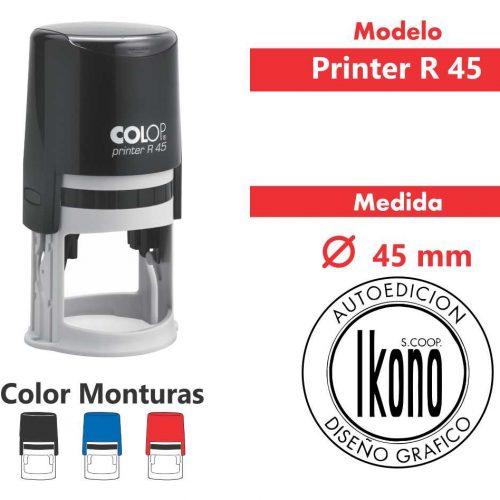 sellos-automatico-printer-r-45
